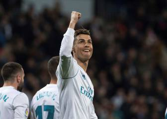 Imperious Ronaldo powers Madrid to thrilling victory