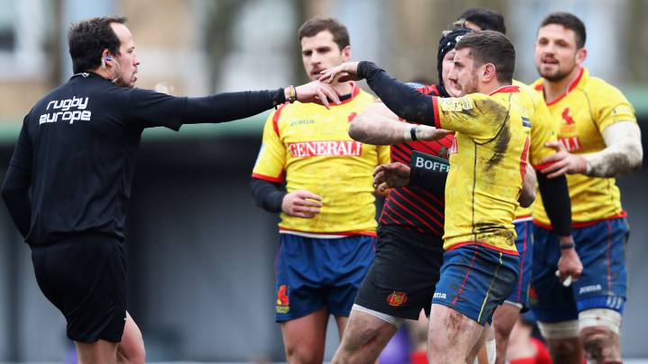 2019 Rugby World Cup: Spain boss rails at \