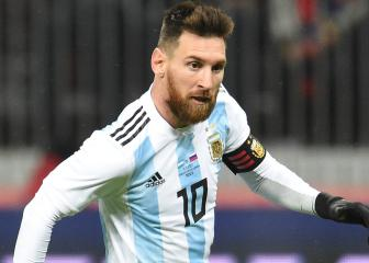 Leo Messi desperate for World Cup success