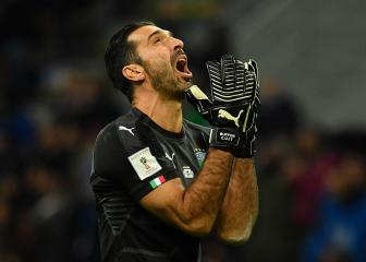 Buffon cites Astori among reasons for Italy return