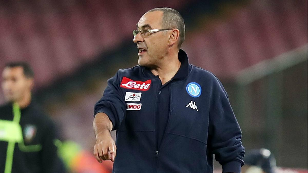 Title-chasing Sarri closes on Napoli renewal as he hopes to repay fans