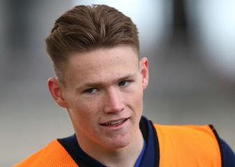 McTominay: I always wanted to play for Scotland