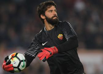 Alisson loves Roma and we haven't discussed Liverpool move, insists agent