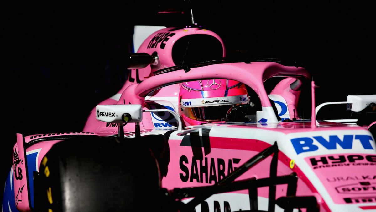 Formula 1 F1 2018 Halo Splits Opinion Ahead Of