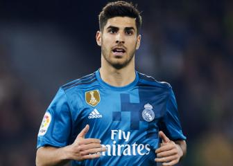 Asensio insists Zidane was not unfair to him