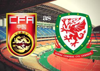 China vs Wales: how and where to watch