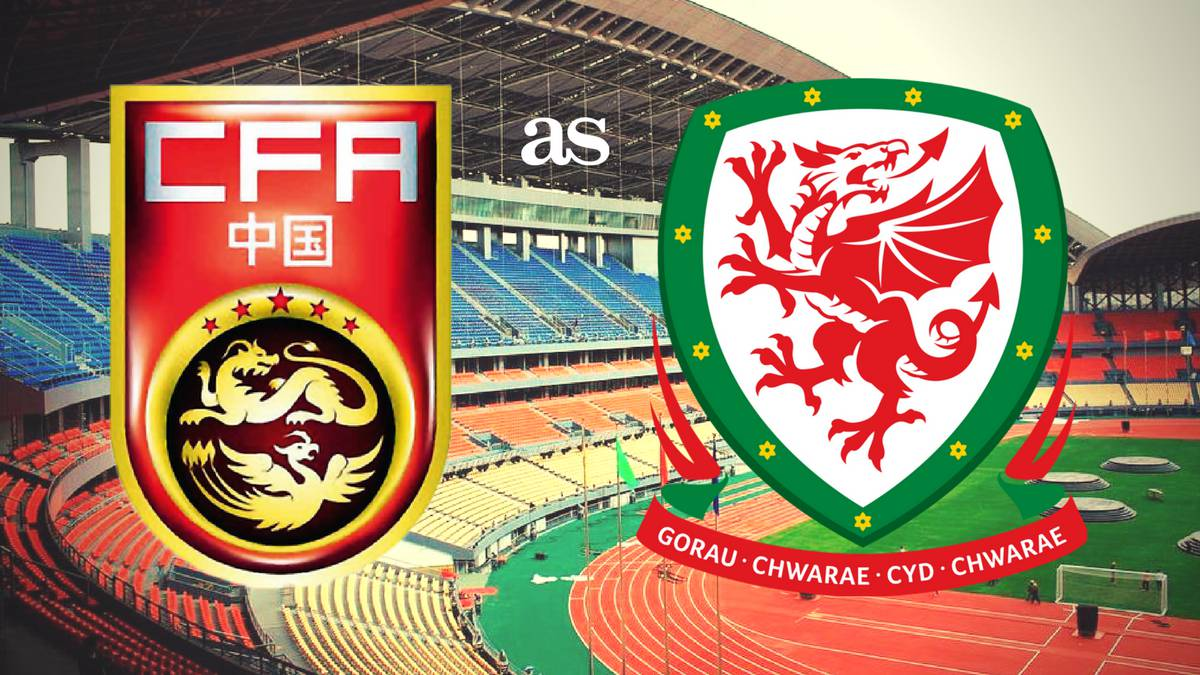 China vs Wales: how and where to watch: times, TV, online