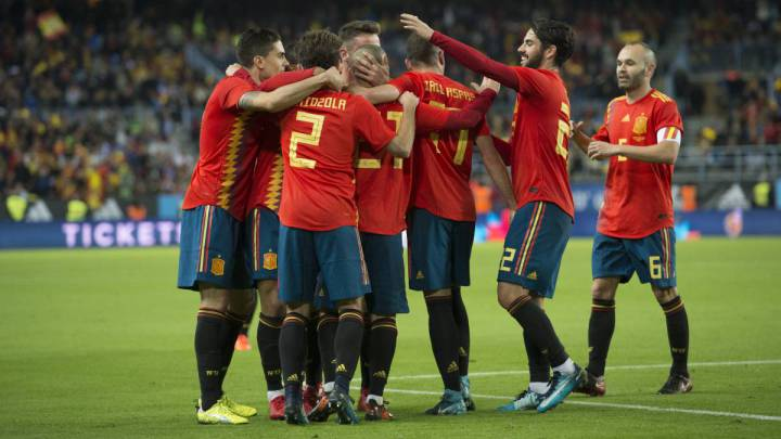 Germany vs Spain: how and where to watch: times, TV, online