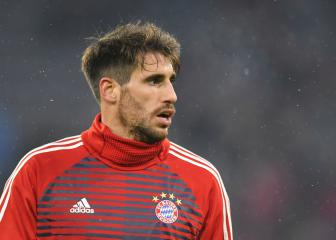 Javi Martinez in the dark over Spain squad omission