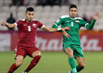 Iraq hosts first football international competition in three decades