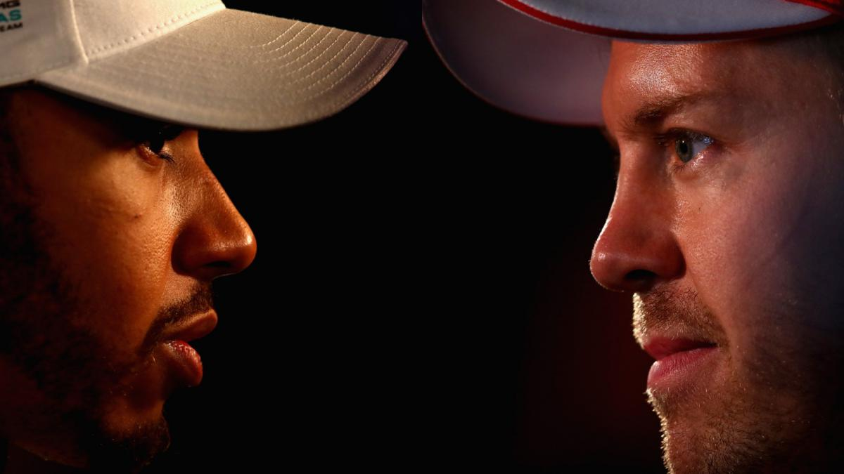 F1 2018: Hamilton v Vettel - the race for five titles