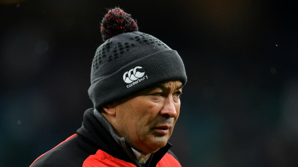 RFU backs Jones despite awful Six Nations