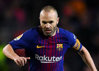 Iniesta confident of two more years in Barça starting XI