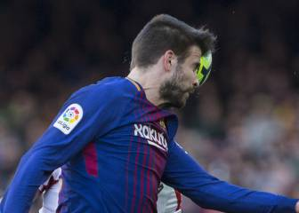 All we do is talk shit - Pique teases Madrid stars on WhatsApp