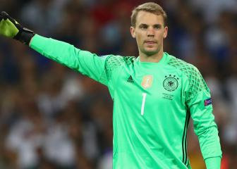 Neuer needs to play to make World Cup squad says Löw