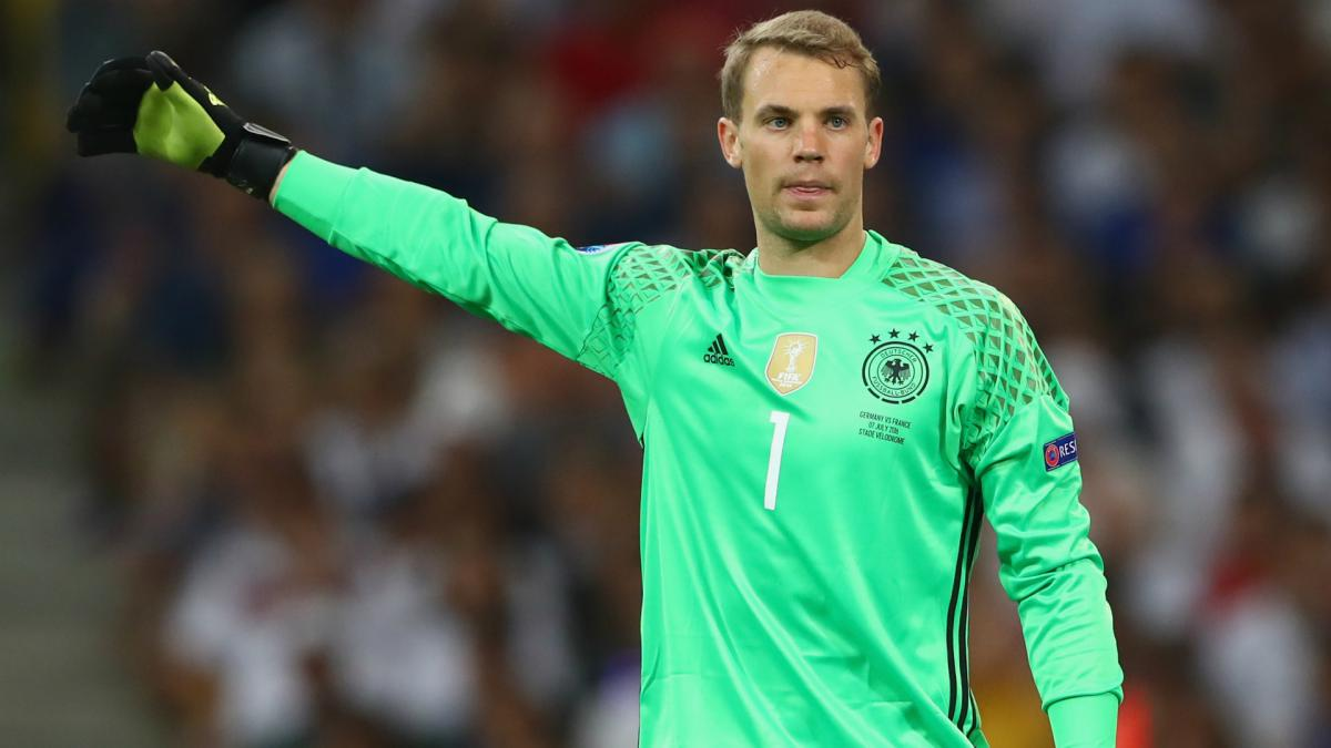 Neuer Needs To Play To Make World Cup Squad Says L 246 W As Com