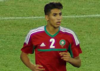 Injured Achraf Hakimi withdraws from Morocco squad