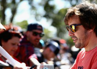 Alonso expects McLaren to be at