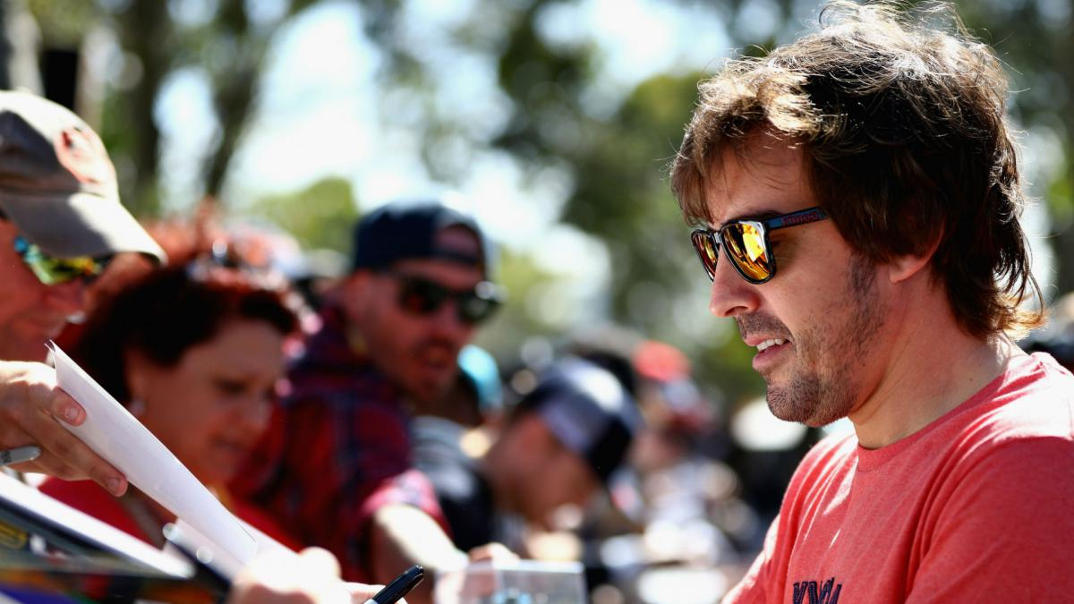 Australian GP: Alonso expects McLaren to be at \