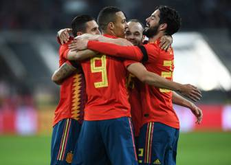 Spoils shared in spirited display between Germany and Spain