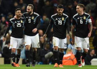 Argentina accept Italy's open invitation to secure win