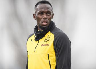 Bolt not ready for top level, says Dortmund boss Stöger