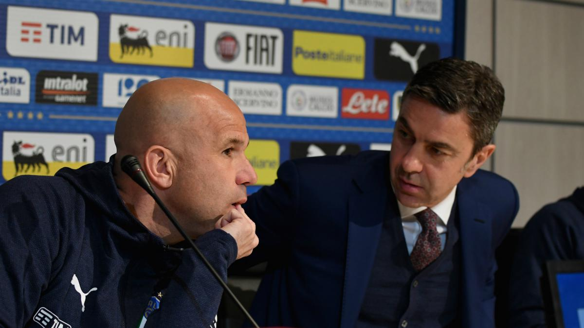 Italy to name new coach in May, Costacurta confirms