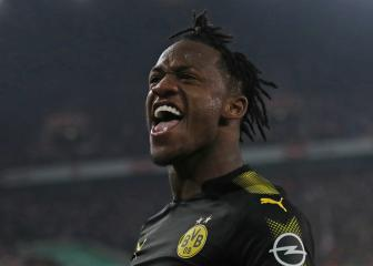This is the real Michy - Batshuayi back on track at Dortmund