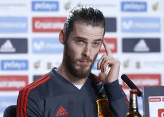 De Gea embraces 'special' challenge of facing Messi