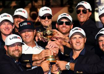 Ryder Cup: Hazeltine to become first two-time US venue in 2028
