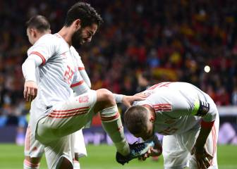 Isco leads Spain to an epic victory over Argentina