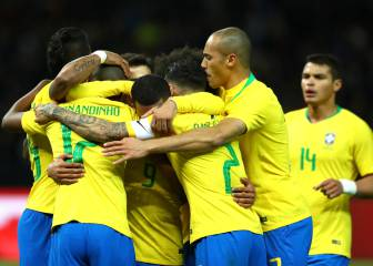 Gabriel Jesus header gives Brazil friendly win in Germany
