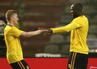 De Bruyne hails Belgium progress after big win