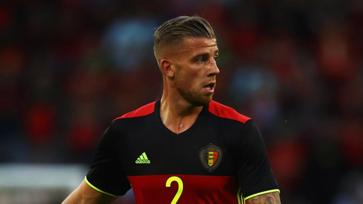 Alderweireld needs Tottenham games for World Cup spot, says Belgium's Martinez