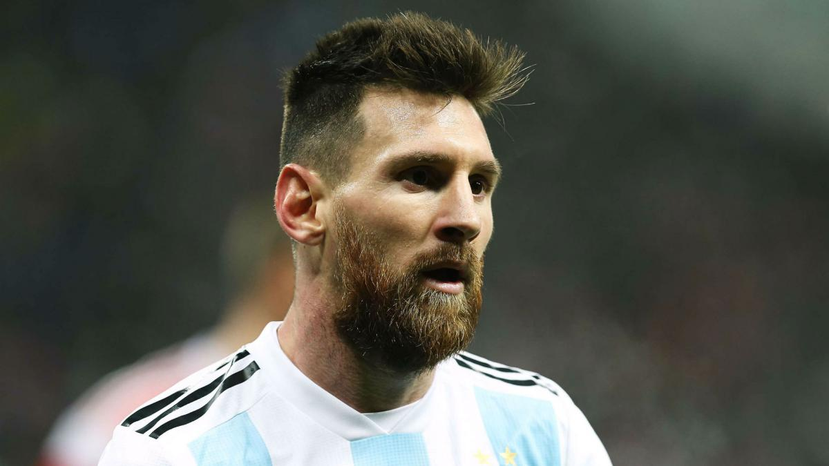 argentina without lionel messi - spain defeat a new low - as
