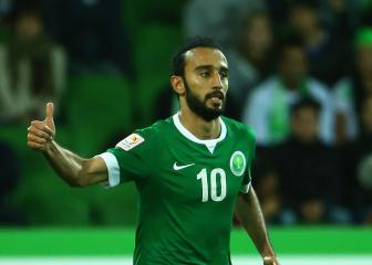 Manchester United 'trial' for Saudi striker Al-Sahlawi
