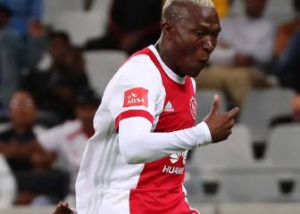 Tendai Ndoro ordered to stop playing for Ajax Cape Town