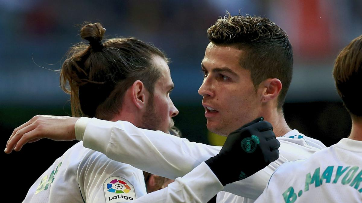 Bale just behind Messi and Ronaldo, Giggs claims