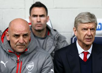 Wenger's hunger for success is as big as ever - Steve Bould