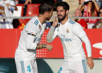 Isco, Sergio Ramos to miss Real Madrid trip to face Las Palmas