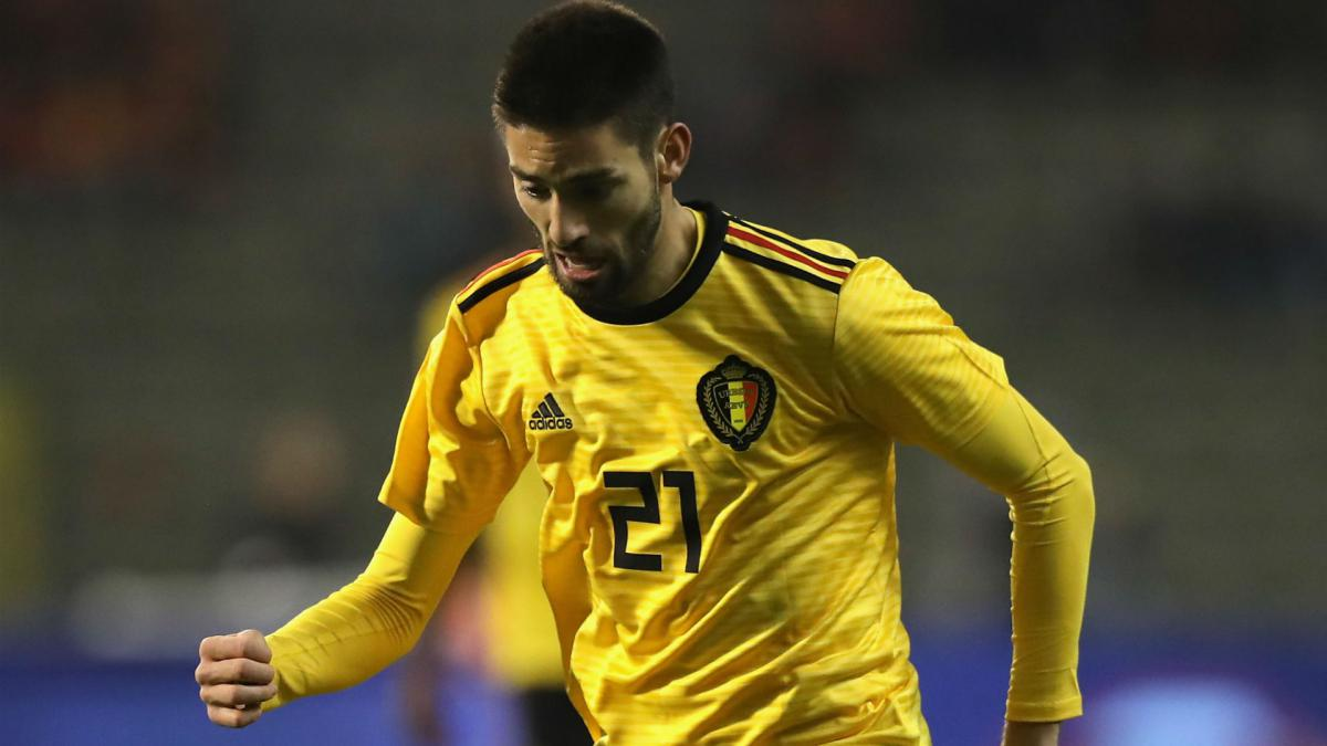 Carrasco made China move to boost World Cup hopes