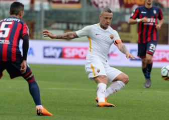 It's not that I didn't want to go - Nainggolan on Inter interest