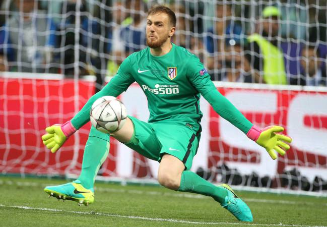 The Ligue 1 leaders want to reinforce their rearguard and Atleti's Slovenian goalkeeper is the man they have identified, according to Radio MonteCarlo.