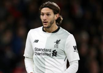 Adam Lallana's injury curse continues as sub is subbed