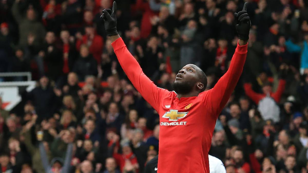 Romelu Lukaku scores 100th Premier League goal