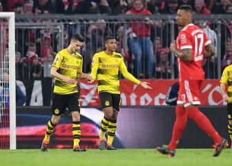 Dortmund expected Bayern defeat, claims Weigl