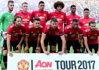 Man United returning to USA for pre-season tour
