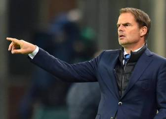 Ivory Coast denies appointing Frank de Boer as Elephant's coach