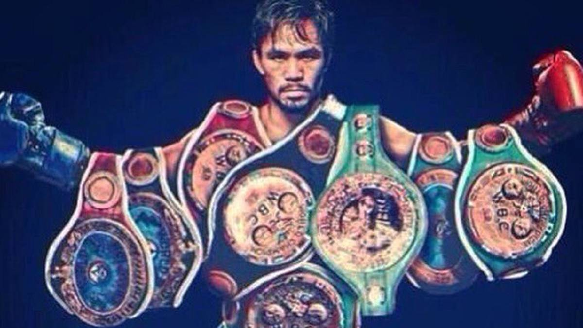 Pacquiao vs Matthysse fight for welterweight title confirmed