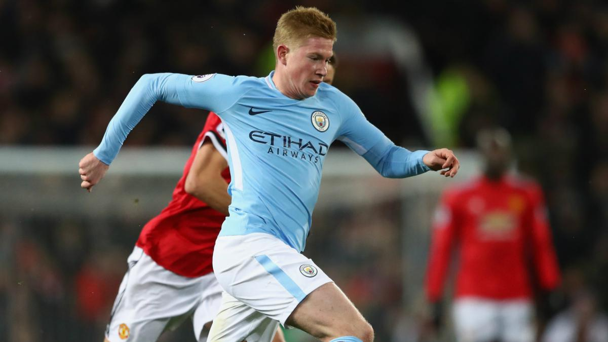 He's up there with me - De Bruyne votes Salah for PFA Player of the Year